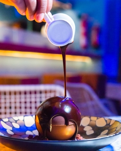26.-Pour-shot-of-Chocolate-Sphere-A-Capalla-Restaurant